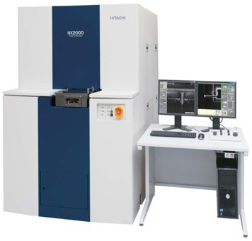 Focused Ion and Electron Beam System & Triple Beam System NX2000