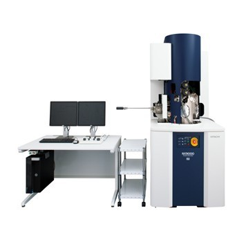 Real-time 3D analytical FIB-SEM NX9000
