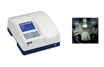 Ratio Beam UV/VIS Spectrophotometer : U-5100